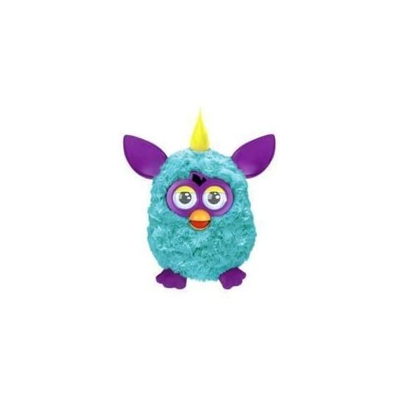 Интерактивная игрушка Ферби Furby (бирюзовый с хохолком)