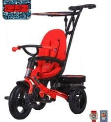 Трехколесный велосипед ICON Black brilliant