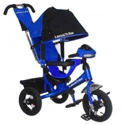 Велосипед Lexus Trike с фарой синий
