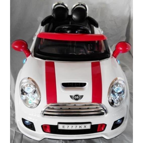 Электромобиль RiverToys RiverToys Mini Cooper E777KX VIP
