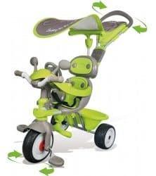 Трехколесный велосипед Baby Driver Confort Fille
