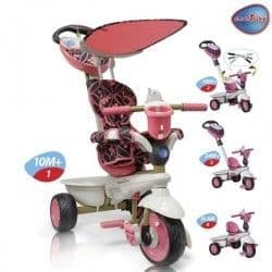 Smart Trike 8000200 Dream Touch Steering