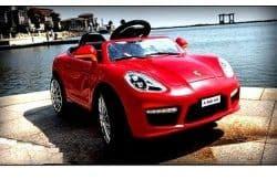Электромобиль RiverToys Porsche A444AA