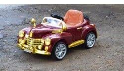 Электромобиль с резиновыми колесами RiverToys Bentley E999KX