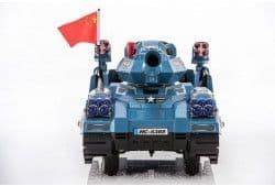 Электромобиль RiverToys Танк С222СР с пультом управления