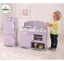 Детская игровая кухня Ретро