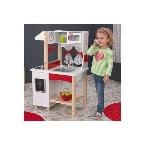 Детская игровая кухня KidKraft Модный уголок