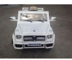 Электромобиль RiverToys Mercedes-Benz G-65, лицензия