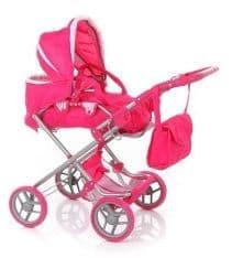 Игрушечная коляска-трансформер с сумкой Melobo