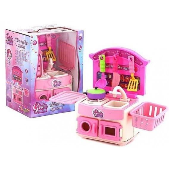 Детская кухня для девочки Girl's club