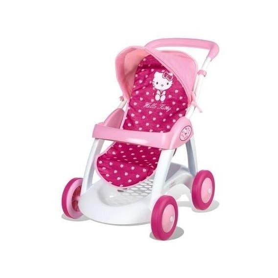 Прогулочная коляска Smoby Hello Kitty