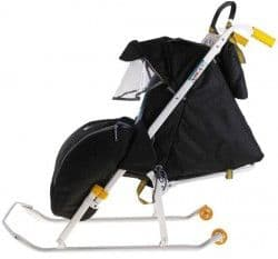 Санки-коляска Ника детям 1