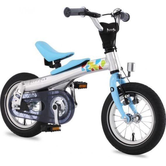 "Беговел-велосипед Rennrad 2в1 12"""