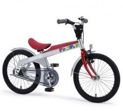 "Беговел-велосипед Rennrad 2в1 18"""