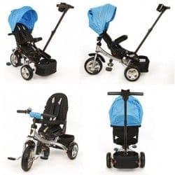 Велосипед Moby Kids Leader 360 с колесами EVA