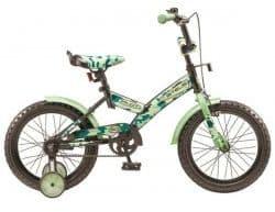 "Детский велосипед Stels Pilot 150 16"" Army"