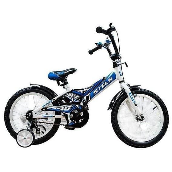 "Детский велосипед Stels Jet 16"""