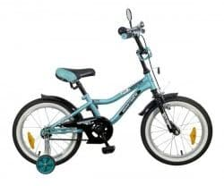 "Велосипед Novatrack 16"" Boister зеленый"