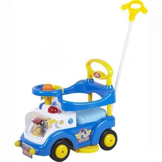 Каталка Baby Care Fire Engine 530W