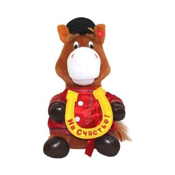 Поющая игрушка Конь Пржевальского