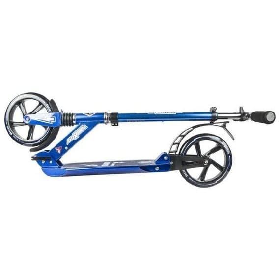 Самокат MaxCity MC Braker SA-401 синий металлик