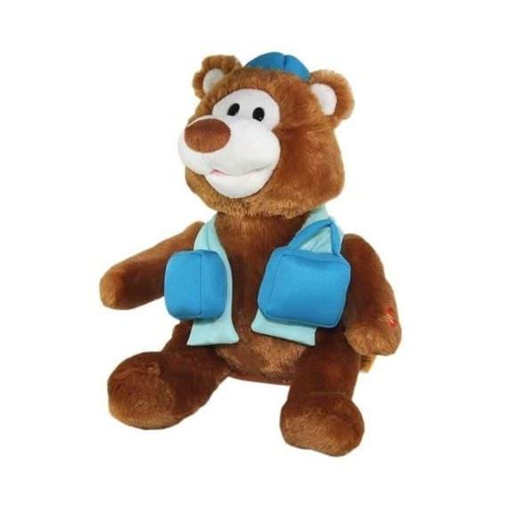 Поющая игрушка Медвежонок Солист