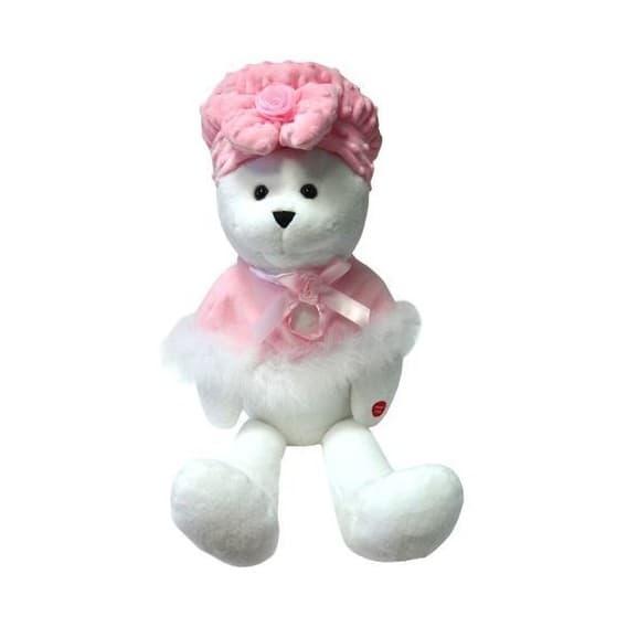 Поющая игрушка Медведица Милашка