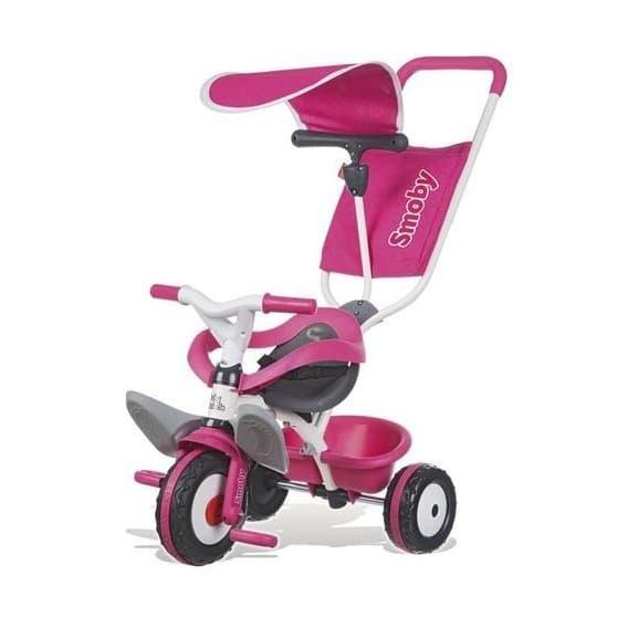 Велосипед Smoby Balade розовый