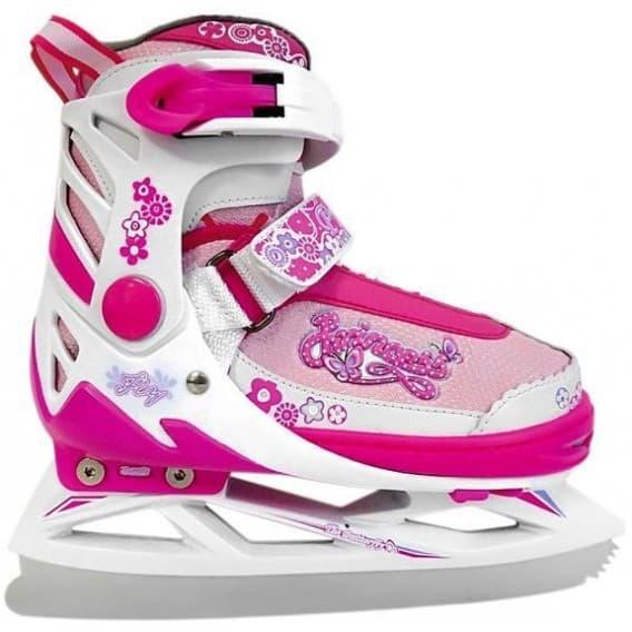 Детские раздвижные коньки TT Princess