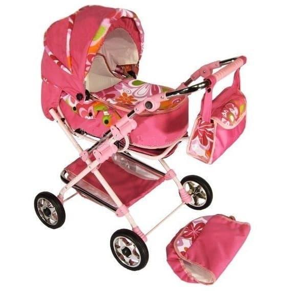 Кукольная коляска GZ Super