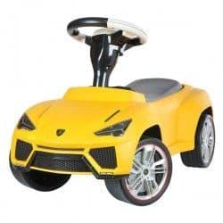 Каталка Rastar Lamborghini Urus желтая