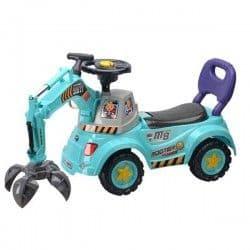 Каталка Toysmax Подъемник голубой