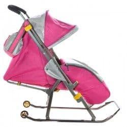 Санки-коляска Ника Детям 4