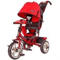 Велосипед Moby Kids Comfort 12/10 с фарой