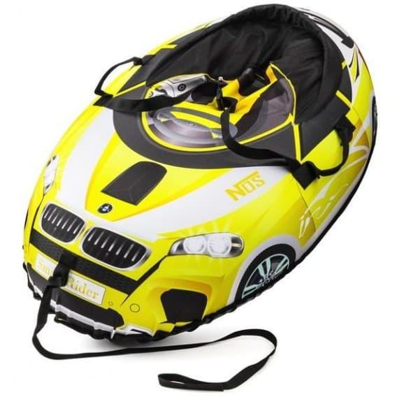 Тюбинг Small Rider Snow Cars 2 110х86 см