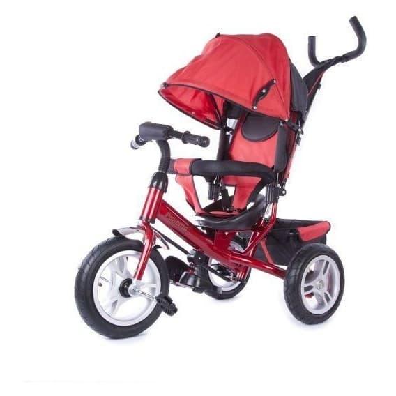 Трехколесный велосипед Ракета с надувными колесами