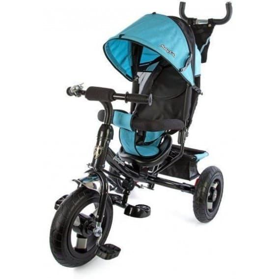 Трехколесный велосипед Moby Kids Comfort-2 синий