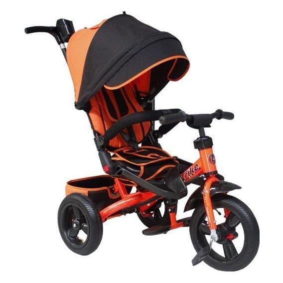 Велосипед Trike Maxi Plus с поворотным сиденьем